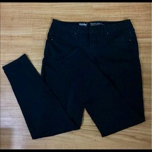 Mossimo-Black jeans